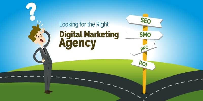 How to choose the right Digital Marketing Company